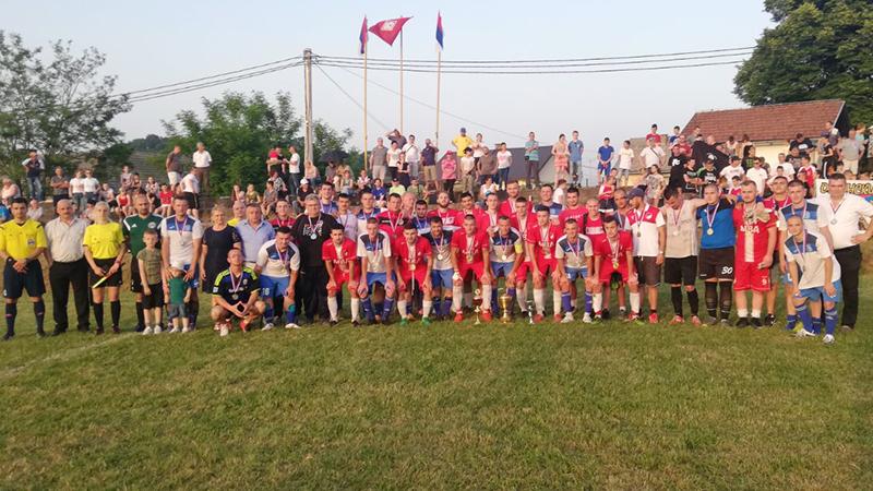 Photo of GFS Doboj – Finale Kupa: Praznik fudbala u Boljaniću – Ozrenski sokolovi – Sloga 0:6 (0:4) – (FOTO)