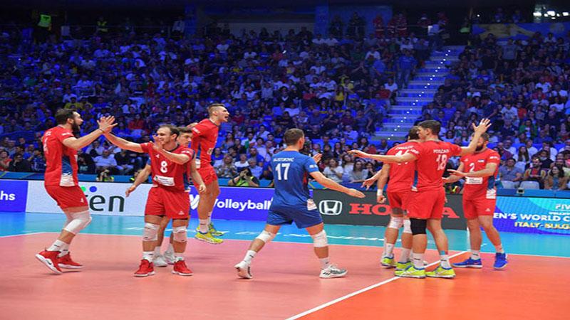 Photo of Liga nacija: Odbojkaši Srbije protiv SAD-a