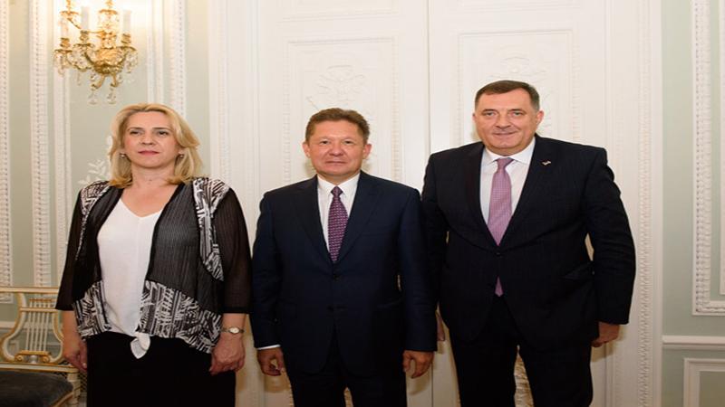 Photo of Sa Gaspromom dogovorena gasifikacija Srpske (FOTO)