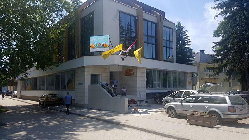 """Photo of DOBOJ: U ponedjeljak otvaranje rekonstruisanog objekta """"Pošta Srpske"""""""