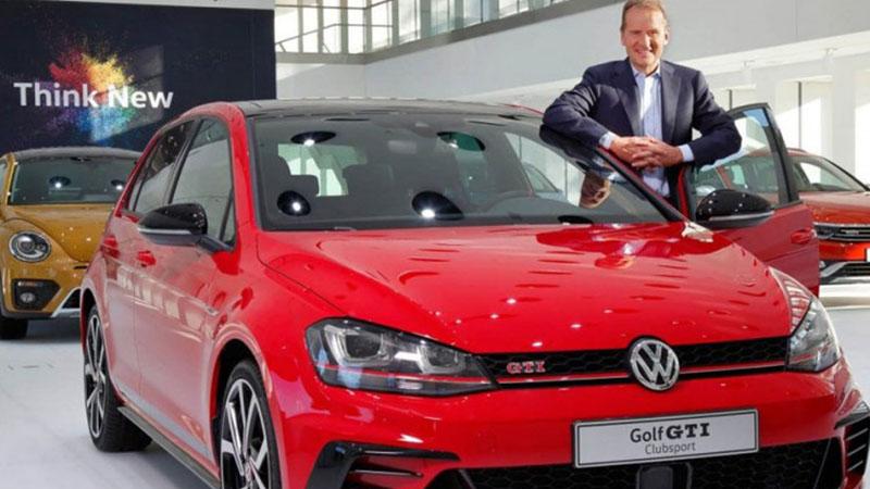 Photo of Novi Golf Mk8 prije isteka ove godine