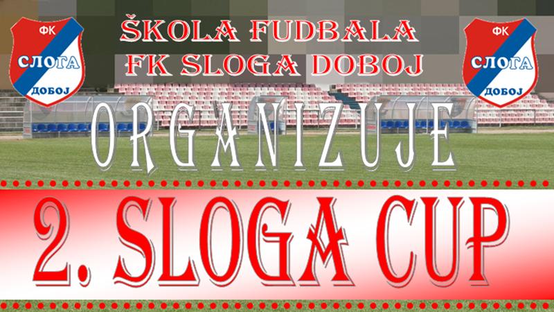 """Photo of DOBOJ: Sutra počinje 2. """"Sloga Cup 2019"""""""
