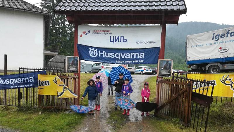 Photo of Završen 15. Ozrenski planinarski maraton