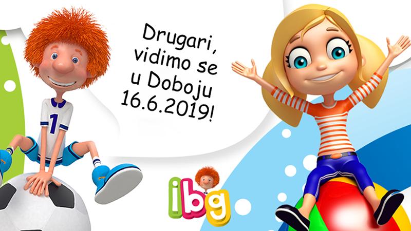 """Photo of DOBOJ: U nedjelju manifestacija """"Igre bez granica"""""""