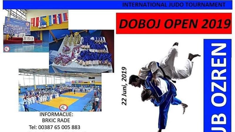 "Photo of Sutra počinje Međunarodni džudo turnir ""Doboj open 2019"" (FOTO)"