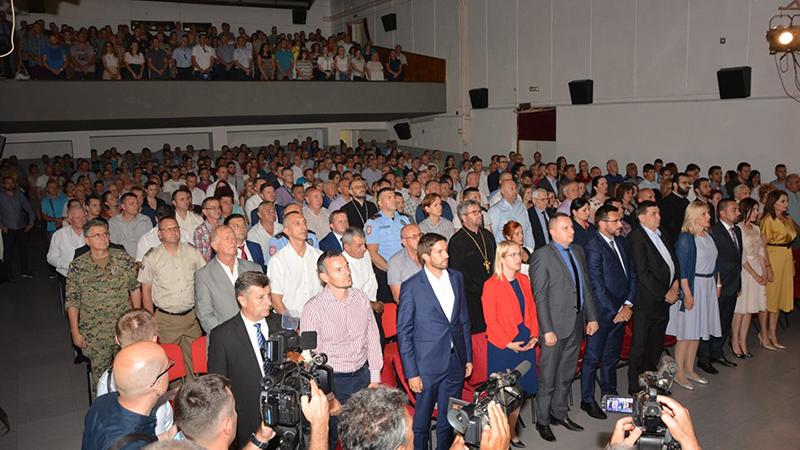 Photo of DOBOJ: Održana svečana akademija povodom Dana grada (FOTO)