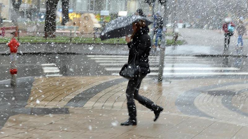 Photo of Vrijeme: Na sjeveru i zapadu do 40 litara kiše