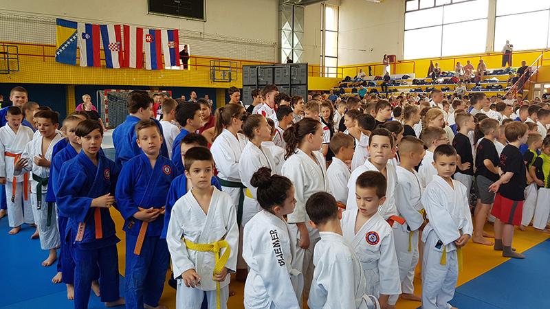 """Photo of DOBOJ: Počeo Međunarodni džudo turnir """"Doboj open 2019"""""""