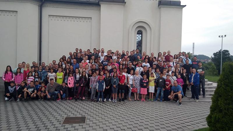 Photo of DOBOJ: Otputovala djeca sa Kosova i Metohije