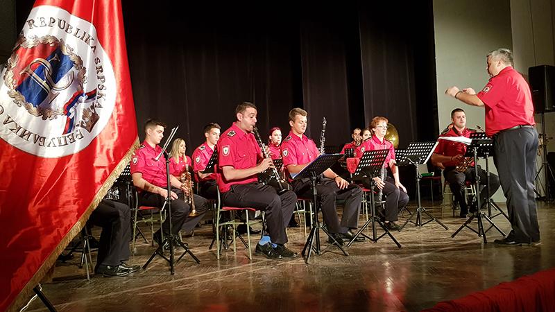 Photo of DOBOJ: Održan koncert Policijskog orkestra MUP-a Srpske (FOTO)