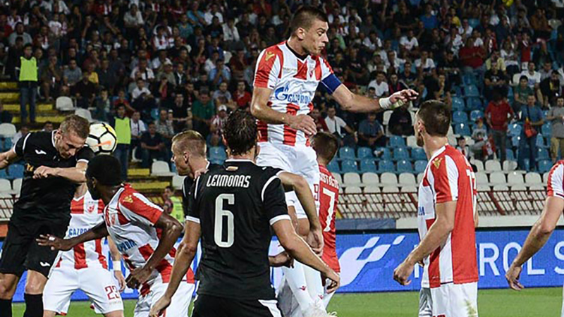 Photo of Kvalifikacije za LŠ: Boaći i Marin vode Zvezdu u drugo kolo! (FOTO)