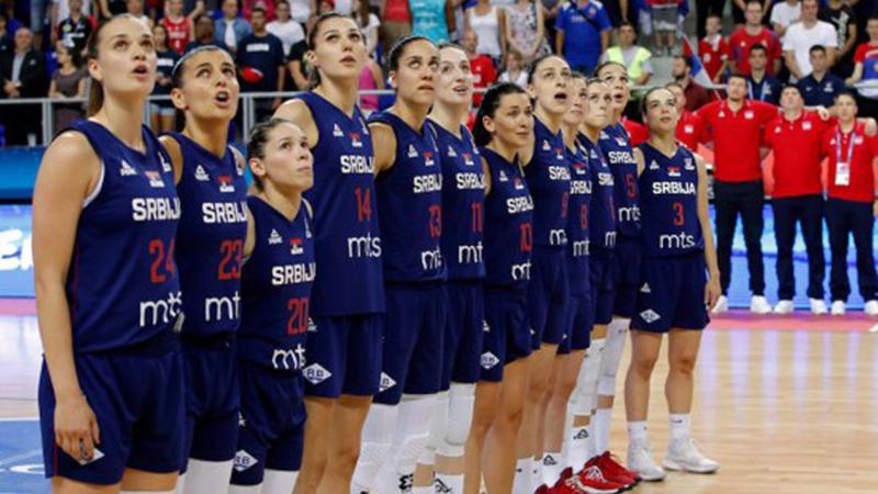 Photo of Košarkašice Srbije protiv Španije za finale EP