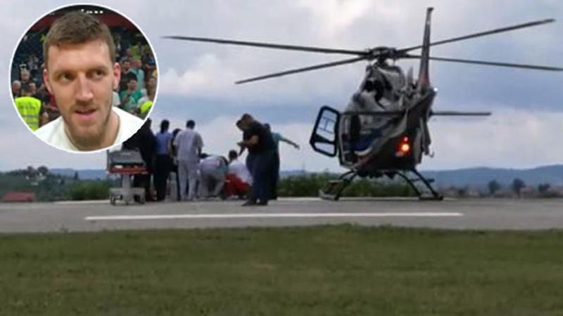 Photo of Kuzmić u komi, helikopterom hitno prebačen za Beograd! (FOTO)