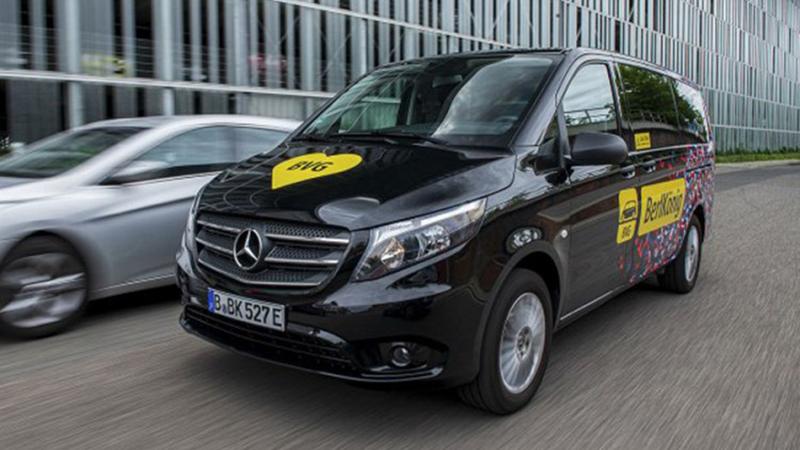 Photo of Mercedes predstavio električni putnički van eVito Tourer