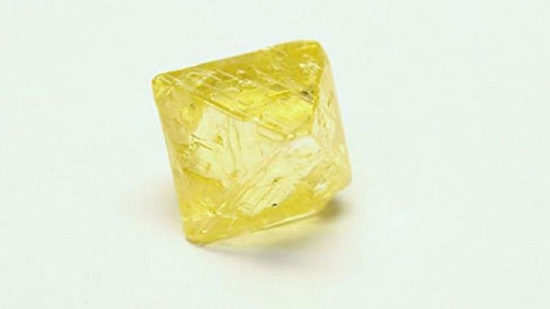 Photo of U Rusiji iskopan jedinstveni žuti dijamant