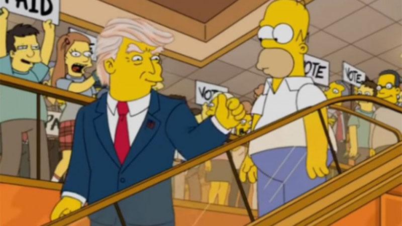 """Photo of Tvorci """"Simpsonovih"""" otkrili kako su predvidjeli mnoge događaje (VIDEO)"""