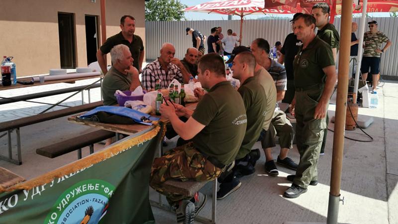 Photo of DOBOJ: U Rudanci se održava  takmičenje u pripremi kotlića (FOTO)