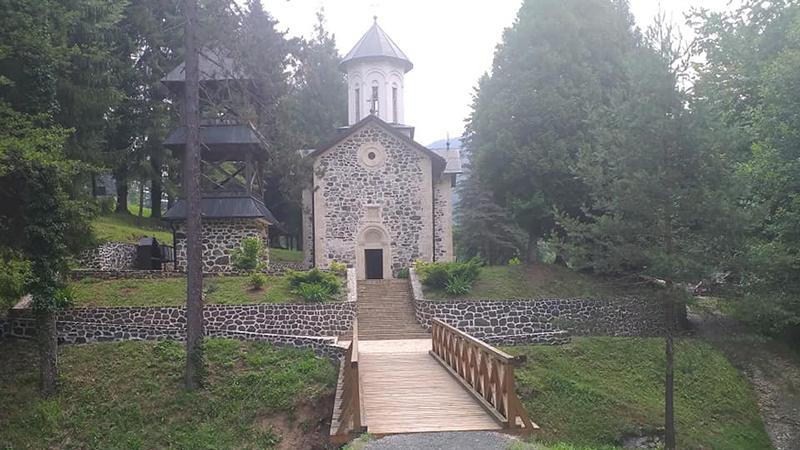 Photo of Danas u manastiru Vozućica sjećanje na dabrobosanske mučenike