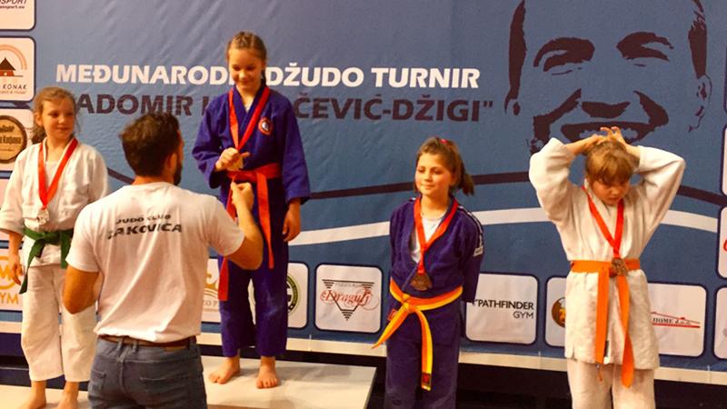 Photo of Marija Janković – Uspješna dobojska sportistkinja