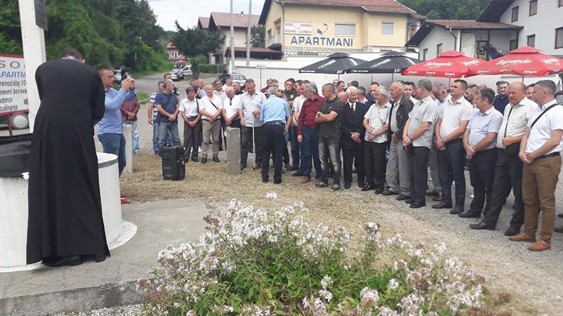 Photo of DOBOJ: Obilježeno 27 godina od Petrovdanske bitke (FOTO)