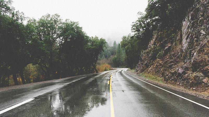 Photo of Putevi: Mjestimično vlažni i klizavi kolovozi