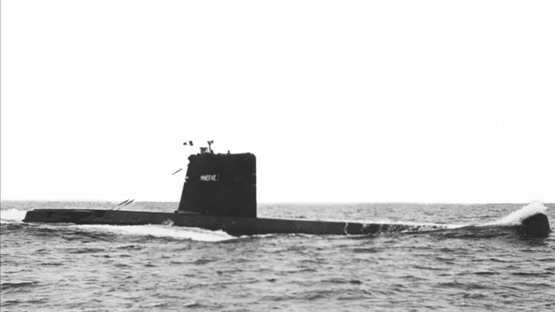 Photo of Pronađena podmornica koja je nestala davne 1968. godine