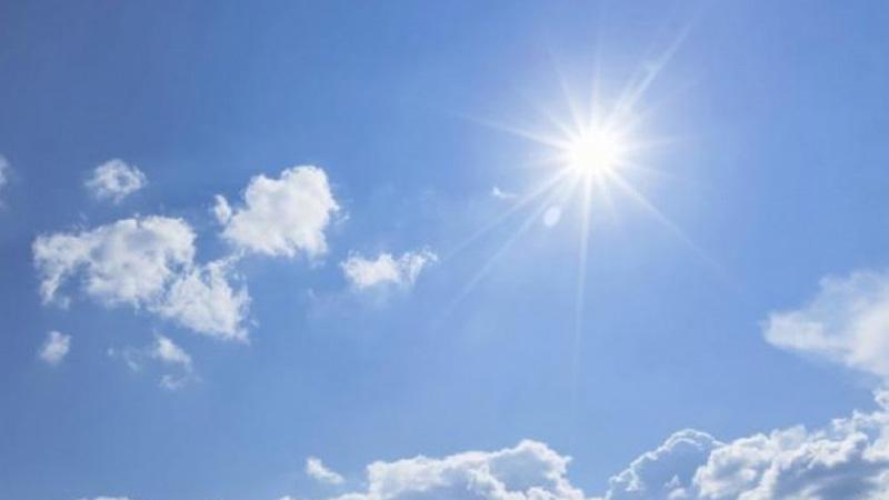 Photo of Vrijeme: Danas sunčano i toplo sa umjerenom oblačnošću