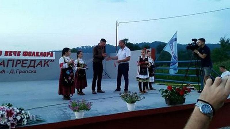 Photo of DOBOJ: Sutra u Donjoj Grapskoj 2. Petrovdansko veče folklora