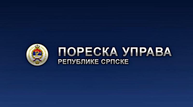 Photo of Poreska uprava Republike Srpske: Elektronsko podnošenje prijava u jedinstveni sistem