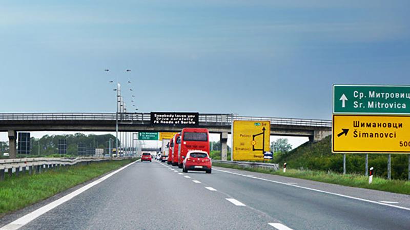 Photo of Konačan sporazum o auto-putu Beograd-Sarajevo u septembru