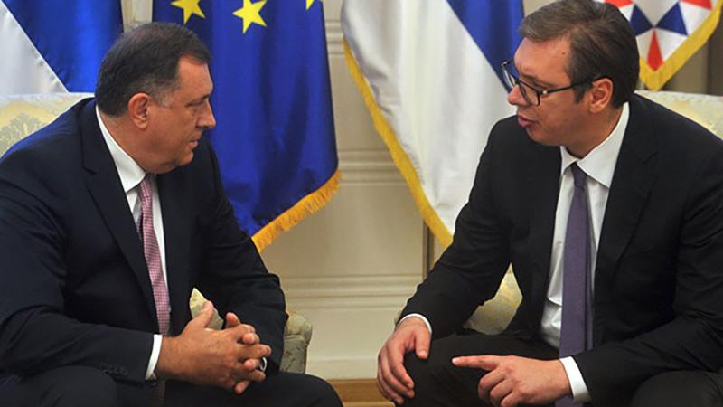 Photo of Dodik: Pomoć Srbije nikad nije bila veća, zahvalnost Vučiću