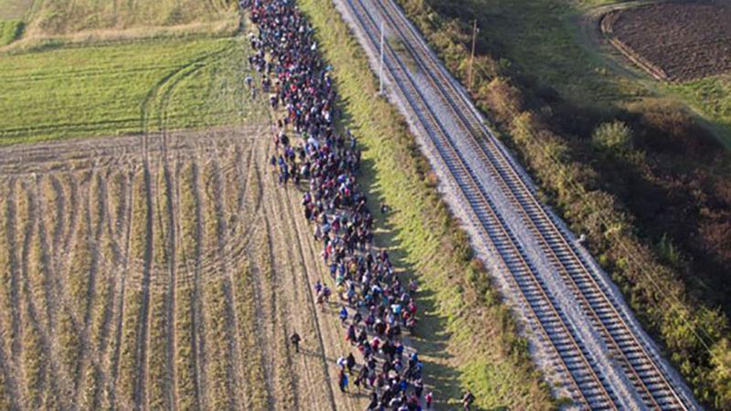 Photo of Grupa migranata tvrdi da su iz Slovenije vraćeni u Hrvatsku, a zatim prebačeni u BiH (FOTO)
