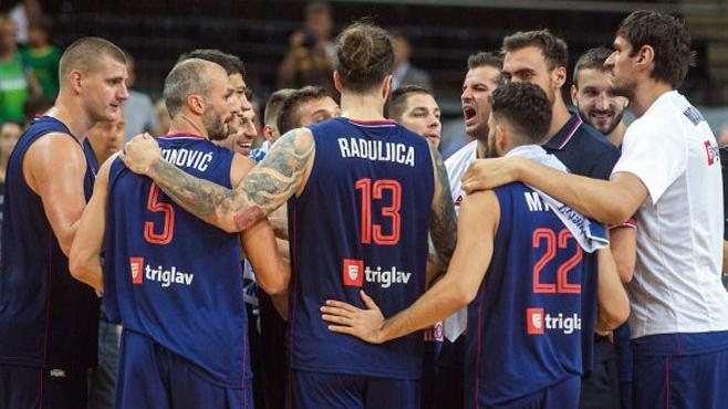 Photo of Košarkaši Srbije protiv Novog Zelanda