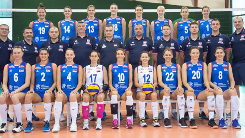 Photo of Odbojkašicama Srbije na 18 učešća – pet medalja