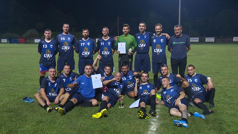 """Photo of DOBOJ: Fudbaleri """"Trebave""""   pobjednici 9. Memorijalnog turnira """"Ilina 2019"""" u Kožuhama (FOTO)"""