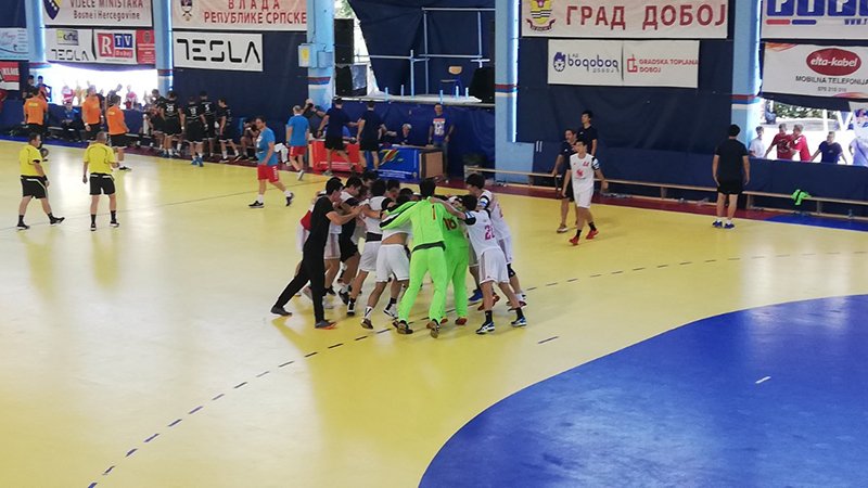 Photo of TV turnir šampiona: Peking sedmi – Peking sport univerzitet – Izviđač Central osiguranje 25:24 (13:14)  (FOTO)