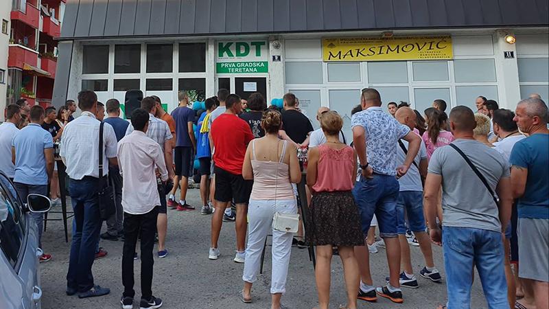 """Photo of DOBOJ: Otvoren renovirani objekat Kluba dizača tegova """"Doboj"""""""