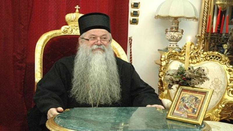 Photo of MITROPOLIT HRIZOSTOM/INTERVJU: Sveti Sava osnovao SPC da služi svome narodu i brine o njemu