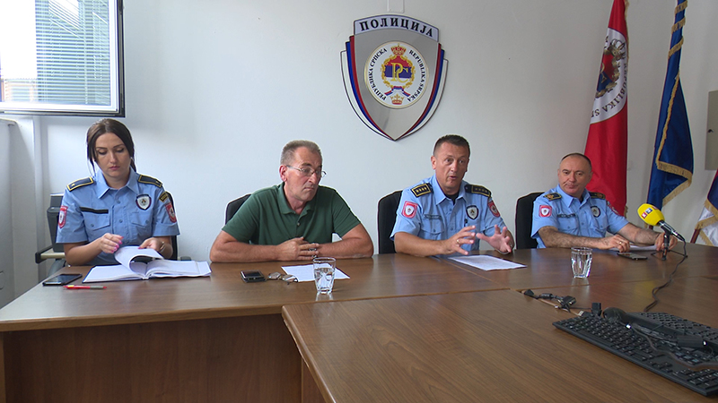 Photo of Policijska uprava Doboj: Bezbjednosna situacija u julu zadovoljavajuća (FOTO)