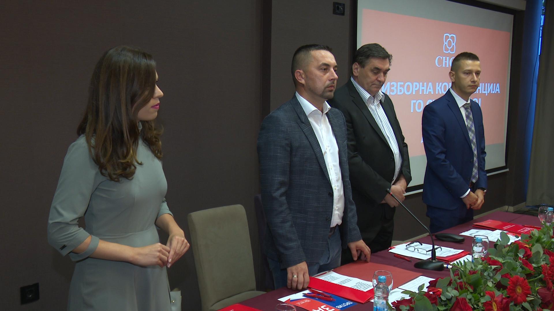 Photo of Obren Petrović predsjednik GO SNSD Doboj