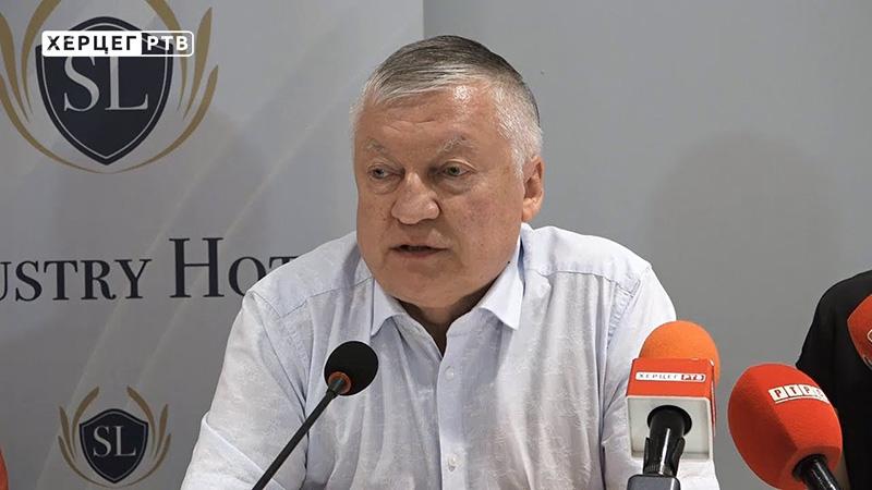 Photo of Karpov najavio turnire svjetske klase na jugu Srpske