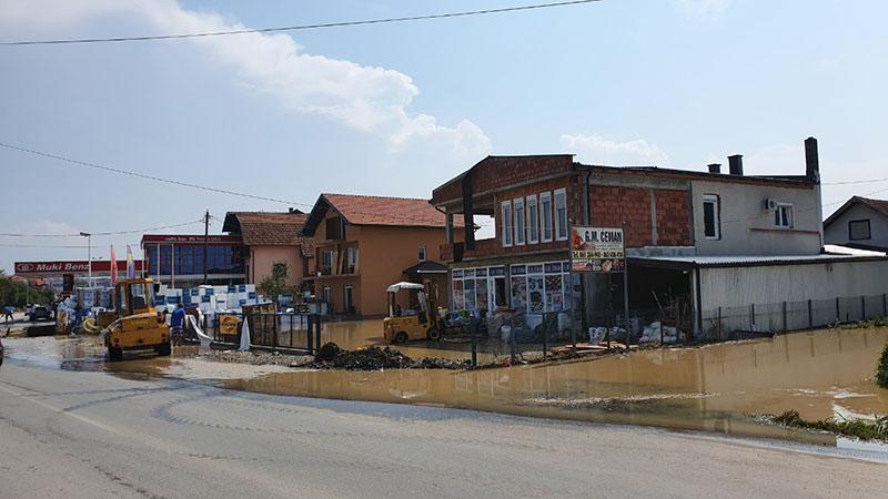Photo of Sabira se šteta u Tešnju: Poplavljeno 240 objekata, oštećeni putevi