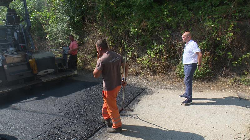 Photo of DOBOJ: U toku infrastrukturni radovi u MZ Kostajnica (FOTO)