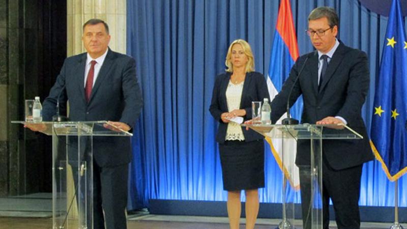 Photo of Cvijanović: Na sastanku sa Vučićem o važnim nacionalnim pitanjima