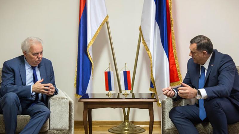 Photo of Dodik danas sa Ivancovim i na prijemu povodom 70 godina Kine