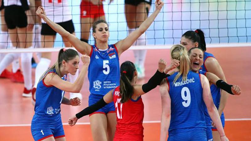 Photo of Odbojkašice Srbije maksimalne protiv Kameruna