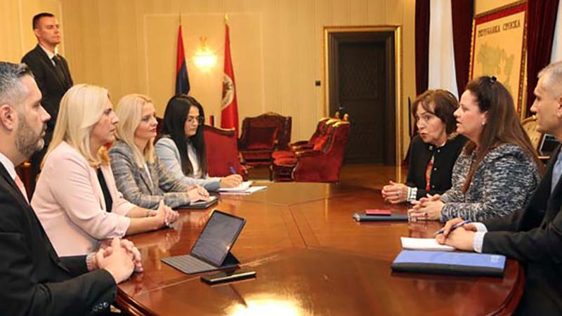 Photo of Cvijanović- Eslik: Obrazovanje – razvojna šansa Srpske