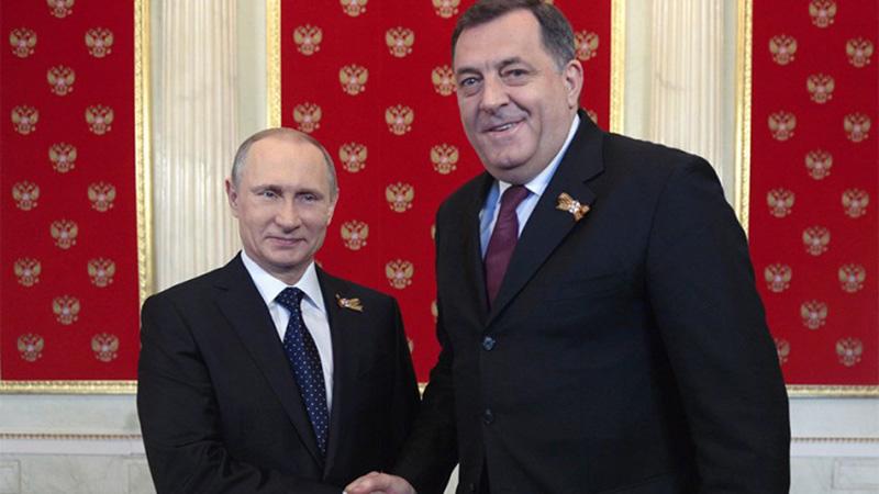 Photo of Dodik: Uskoro susret sa Putinom