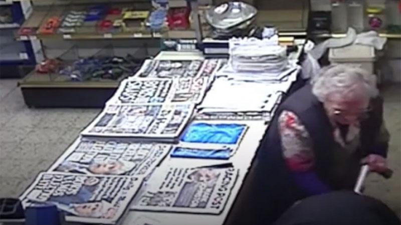 Photo of Baka istukla pljačkaša u prodavnici (VIDEO)