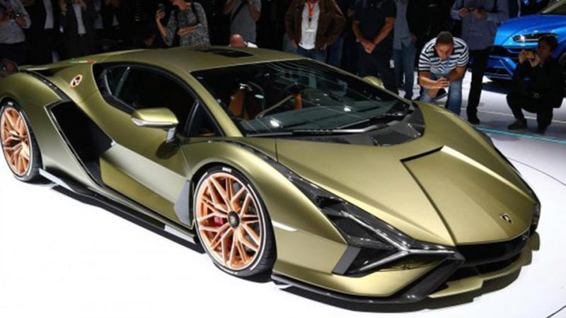 Photo of Lamborghini Sian od 3,3 miliona evra